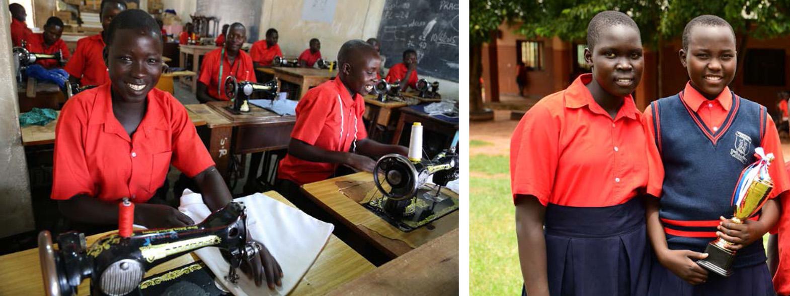 education for Ugandan girls
