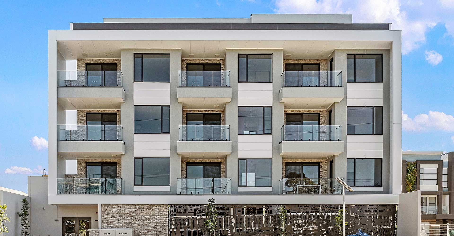 Easom Apartments street view